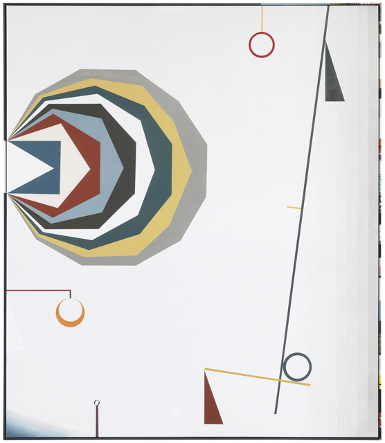 , 'Das Verhängnis im Verhältnis,' 2014, Kadel Willborn