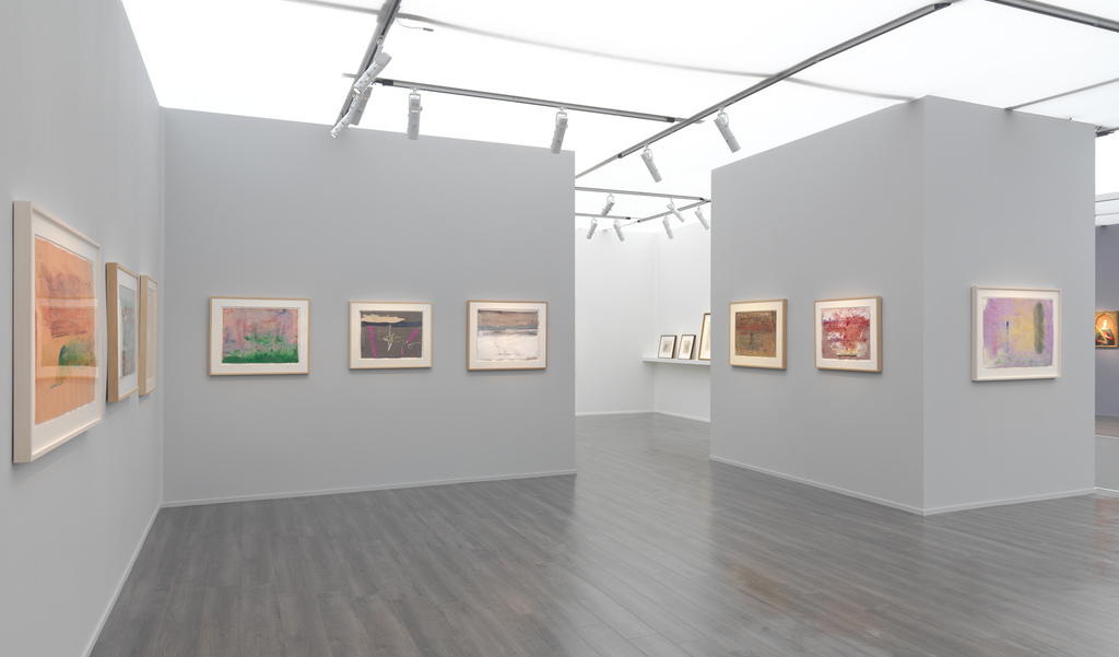 All artworks © 2014 Helen Frankenthaler Foundation, Inc./Artists Rights Society (ARS), New York. Photo by Mike Bruce.