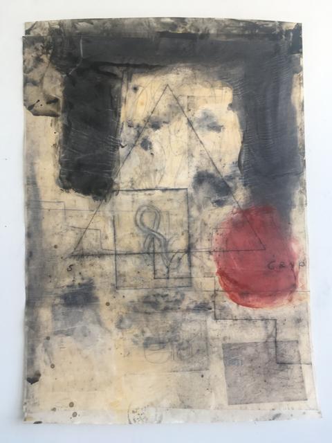 , 'Scalp 15,' 2018, Galerie Thomas Bernard