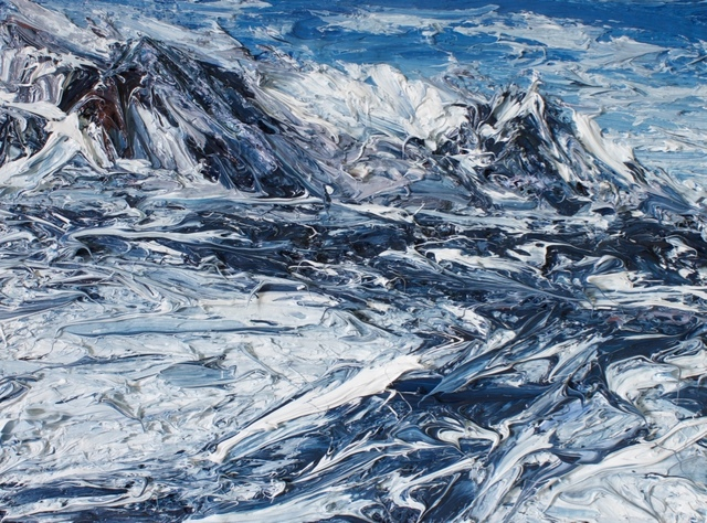 , 'Wind Swept ,' 2017, Rebecca Hossack Art Gallery