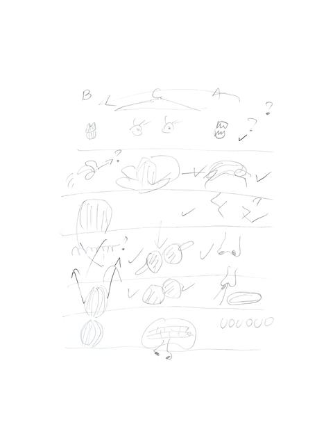 , 'Un Mundo Raro III / Visual Mnemonics ,' 2016, Mirta Demare
