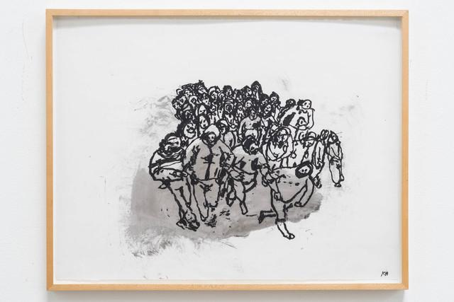 , 'Stampede,' 2014, Rosamund Felsen Gallery