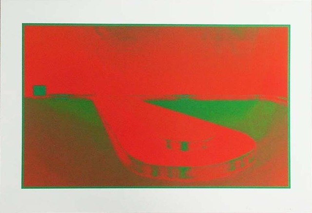 , 'Terminal (after Warhol),' 2002, Galeria Enrique Guerrero