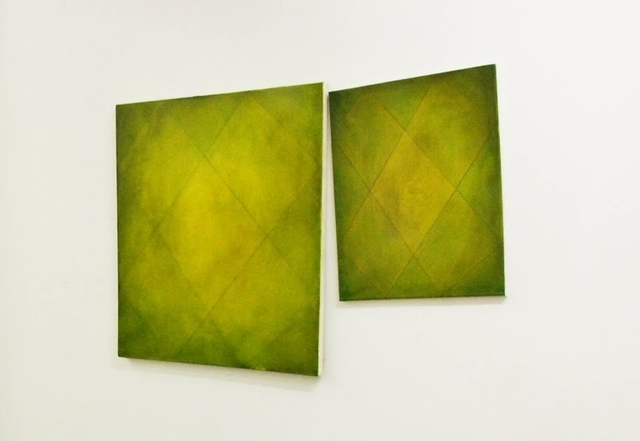 , 'Untitled (diptych),' 2012, Le Guern Gallery