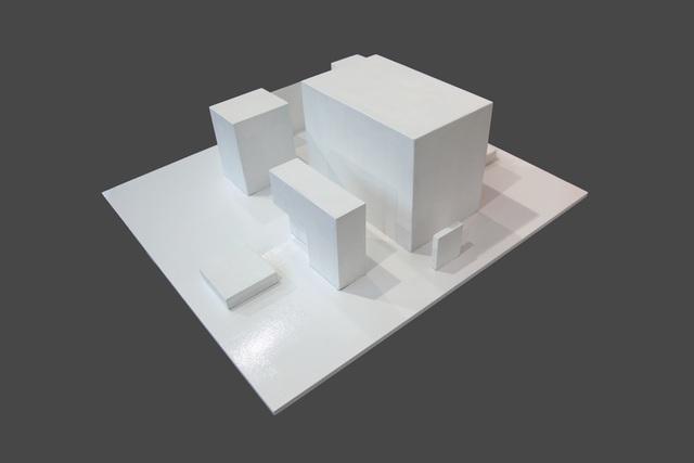 , 'Haus Wittgenstein/Arkhitekton B,' 2018, Charles Nodrum Gallery