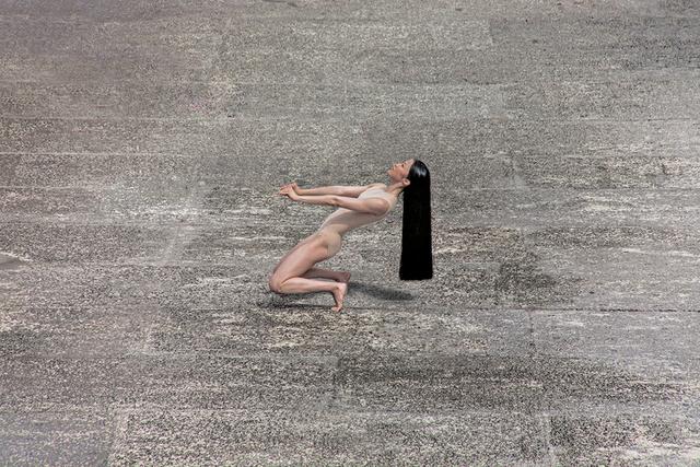 , 'Sprout, Peiju Chien-Pott, Villa Adriana, Tivoli-Italia,' 2014, The Art:Design Project