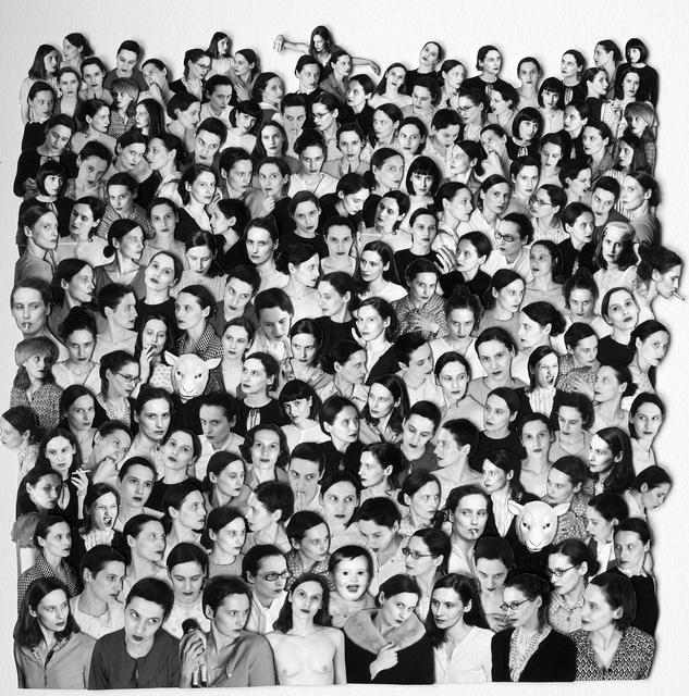, 'Klassentreffen,' 2016, KLOMPCHING GALLERY
