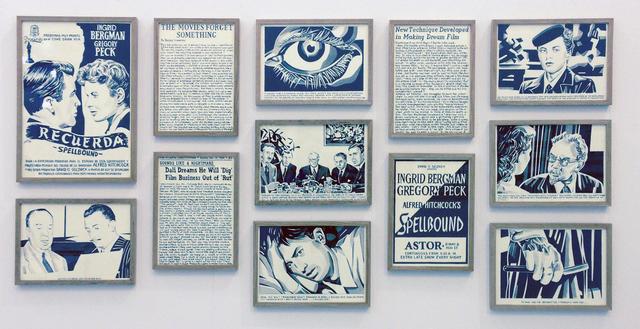 , 'Spellbound,' 2014, Galería Lucia de la Puente