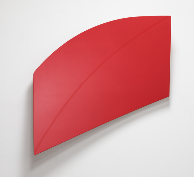 , 'Cardinal,' 2017, David Klein Gallery