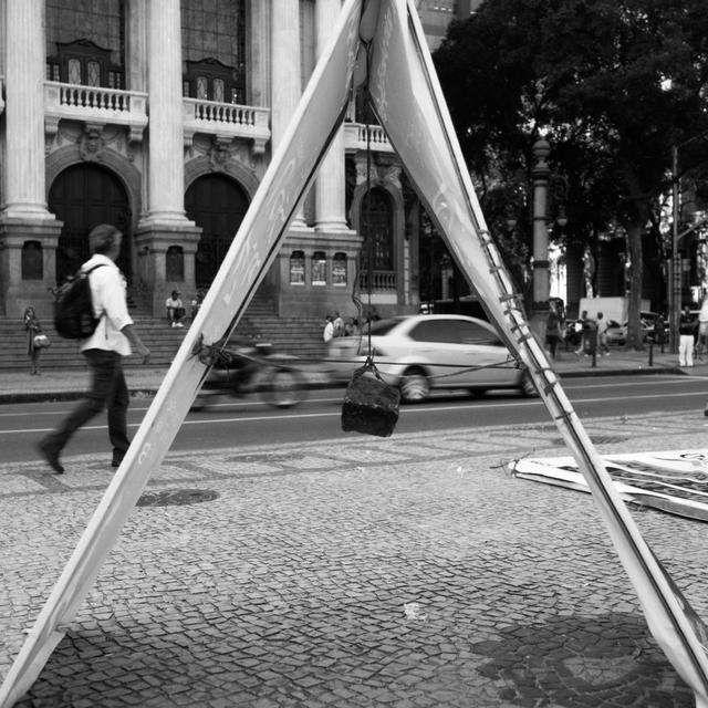 Pedro Victor Brandão, 'Sem título #1 - da série Campanha em Contrapeso [Untitled #1 - Campaign in Balance]', 2012 , Portas Vilaseca Galeria