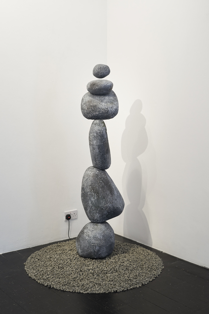 , 'Stoned Turn - Turned Stone,' 2015, UNION Gallery
