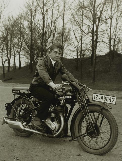 , 'Young Photographer [Gunther Sander],' 1929, Galerie Julian Sander