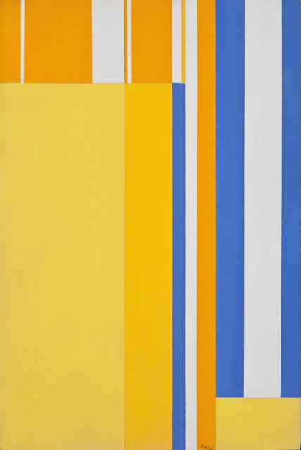 Ilya Bolotowsky, 'Three Yellows Vertical', 1970, Vallarino Fine Art