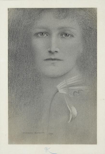 , 'La défiance,' 1893, Musée d'Ixelles