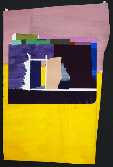 , 'La puerta,' 2018, Die Ecke Arte Contemporáneo