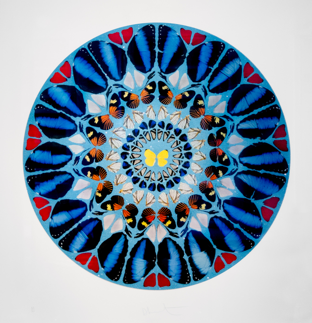, 'Ad te, Domine, Levavi, from Psalm Prints,' 2010, David Benrimon Fine Art