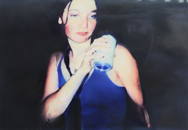 , 'Untitled (woman with can),' 2019, Zeno X Gallery
