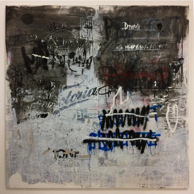Yonamine, 'Sheetuation Town V', 2018, Cristina Guerra Contemporary Art