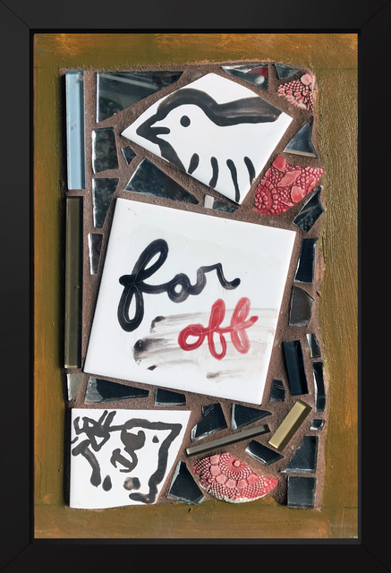 , 'Far Off ,' 2018, Philadelphia's Magic Gardens