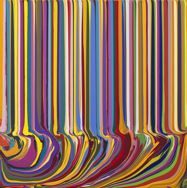 , 'Small Yellow Madame Study,' 2017, Waddington Custot