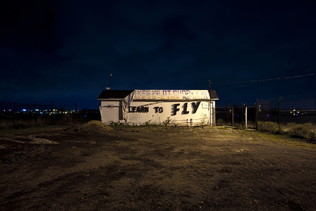 , 'Detroit Nights, Learn to Fly,' 2012, David Klein Gallery