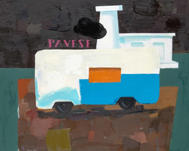 "Antonio Cosentino, 'From the series ""Pavese""', 2019, Zilberman Gallery"