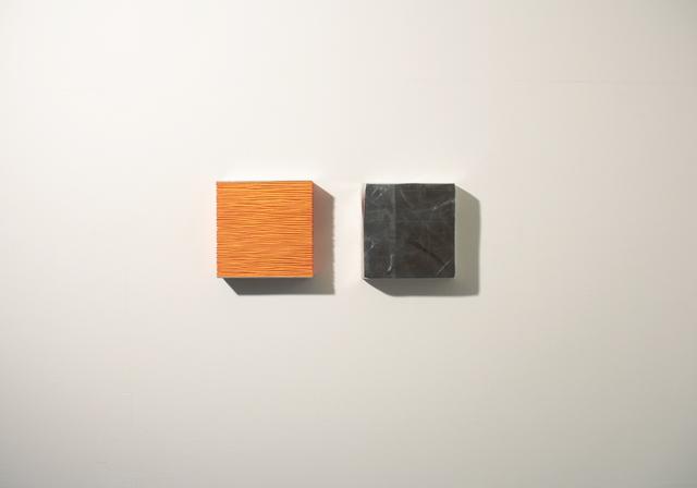Masayuki Tsubota, 'the wall of self_iorstf1 ', 2015, Gallery LVS