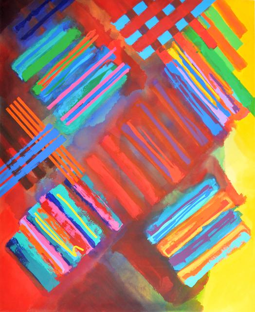 , 'Brisk Song,' 2014, Carter Burden Gallery