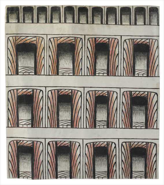 , 'Untitled (Arches),' c. 1960-63, Robert Berman Gallery