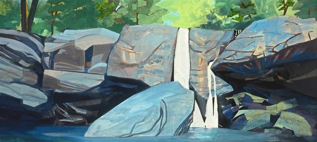 , 'Waterfall Panorama,' , Momentum Gallery
