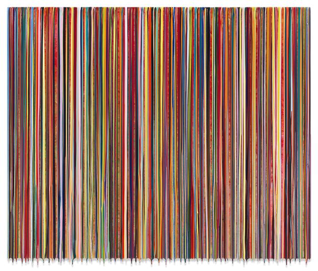 , 'TOOSOONTOPANIC,' 2019, Miles McEnery Gallery
