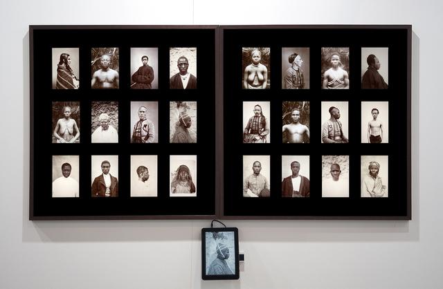Andrés Pachón, 'TROPOLOGÍAS II (Del archivo del Dr. Ripoche)', 2014, LA NEW GALLERY