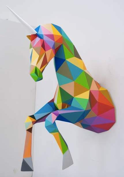, 'Unicorn,' 2018, GGA GALLERY
