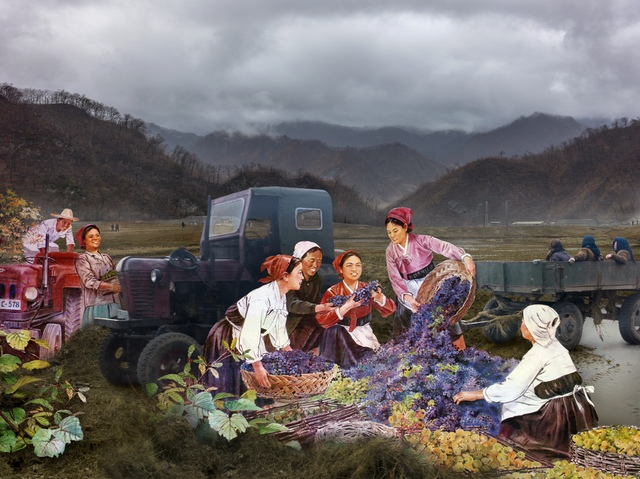 , 'Harvest Time,' 2014, Museum of Contemporary Photography (MoCP)