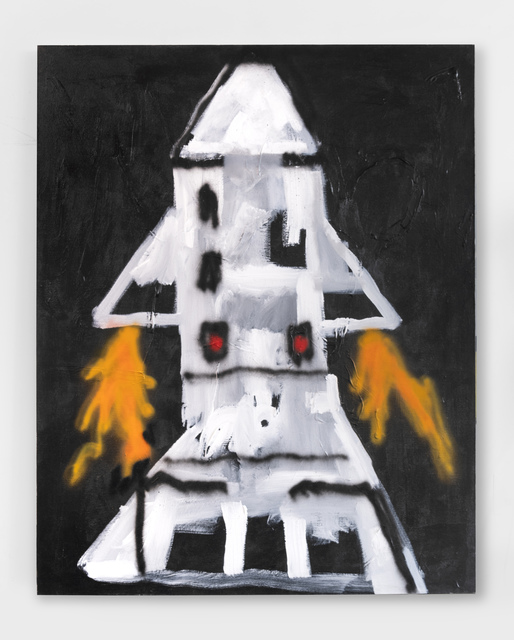 , 'Deth Star,' 2018, Night Gallery