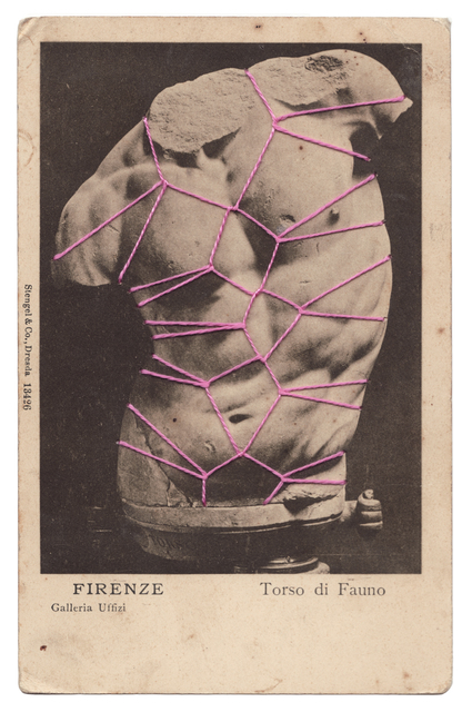 , 'Surrounded by Nudes,' 2014, Open Doors Gallery
