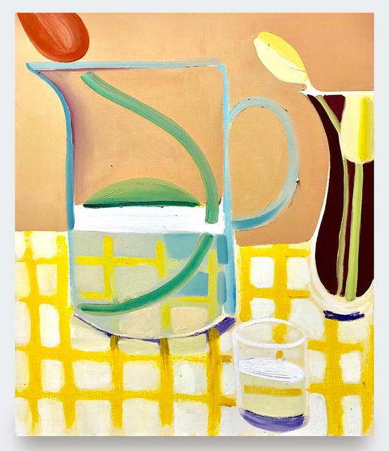 , 'Still Life with Tulips,' 2019, V1 Gallery