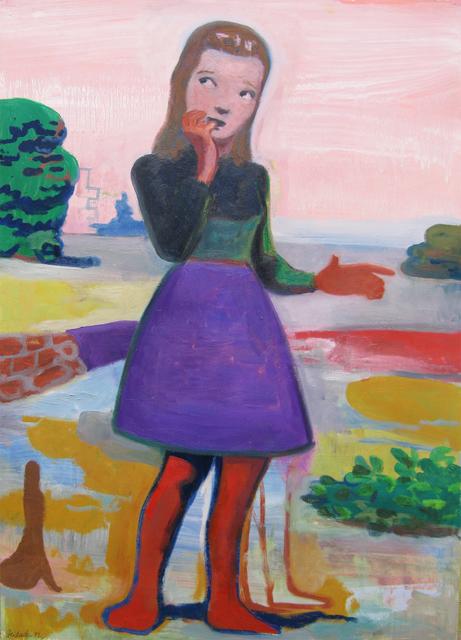 Stephanus Heidacker, 'Girl Out of Town', 2012, TEW Galleries