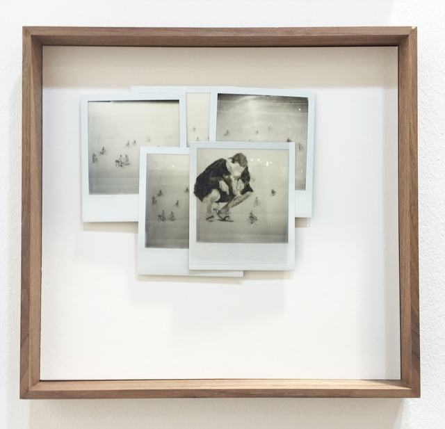 , 'Polaroid edits,' 2016, Galerie Fons Welters