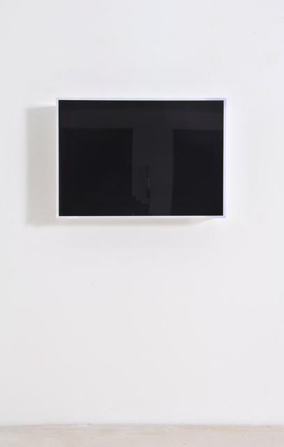 Regine Schumann, 'colormirror black white bonn', 2019, Galerie Judith Andreae