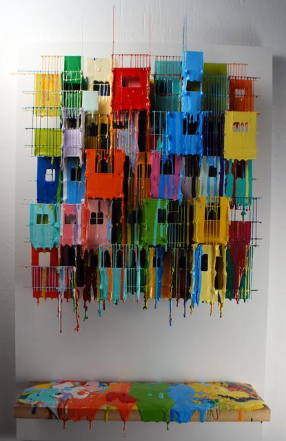 , 'Little Boxes XXIII (23),' 2018, K + Y Gallery