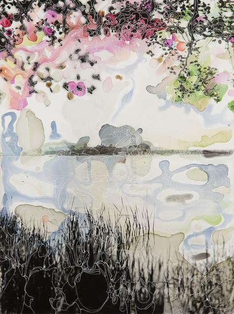 , 'Kooning's View,' 2015, Edwynn Houk Gallery
