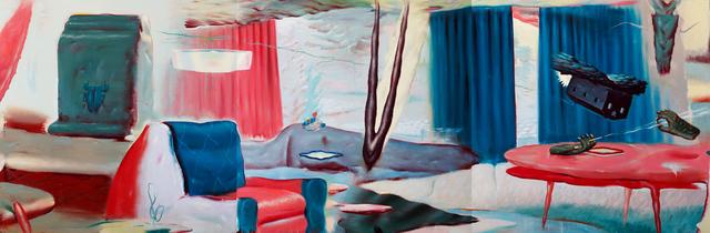 Ryan Heshka, 'We are waiting', 2017, Coleccion SOLO