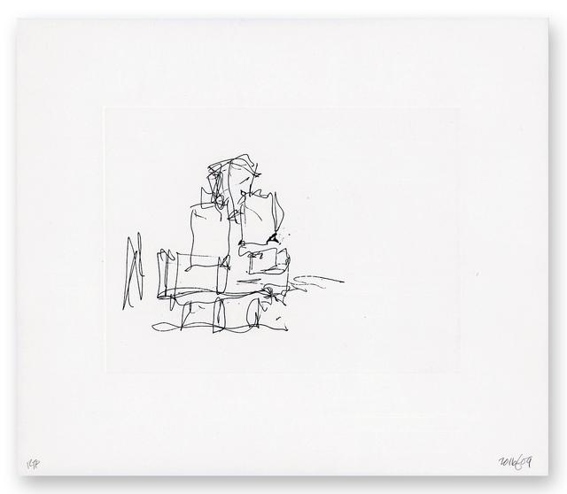 , 'House Study Detail C,' 2016, Gemini G.E.L.