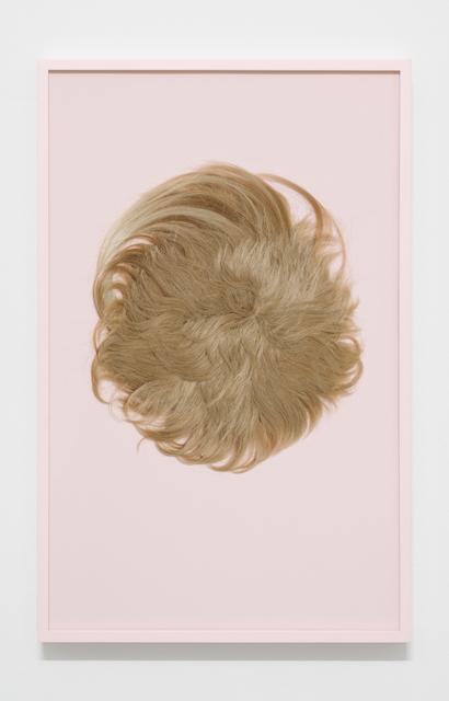 , 'Warm Lowlights Swept Bang,' 2016, Croy Nielsen