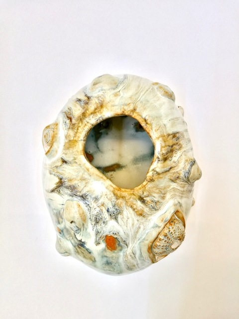 , 'Primordial Behelit,' 2017, V1 Gallery
