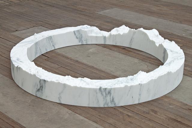 , 'Arctic Circle,' 2013, Parrish Art Museum