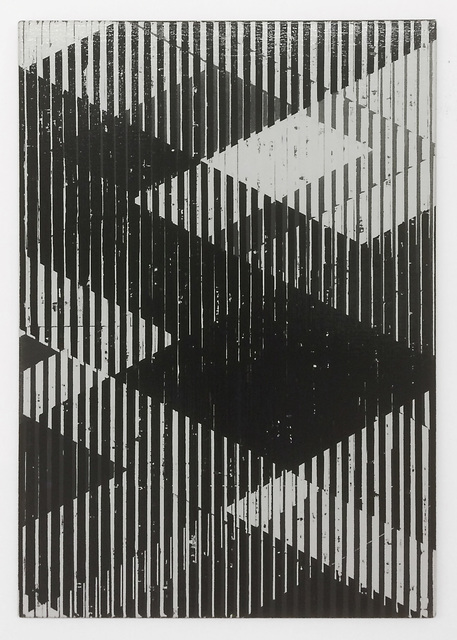 , 'Interval Interference IV,' 2016, Carroll / Fletcher