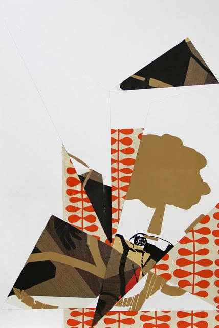 , 'Repurposed Failure # 6,' 2012, Matthew Rachman Gallery