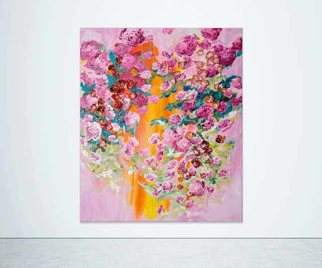 , 'My Secret Rose Garden Chloe 180311,' 2018, MARUANI MERCIER GALLERY